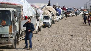 """هيومن رايتس ووتش: تهجير قسري وعقاب جماعي من الحشد الشعبي لـ""""أقارب داعش"""""""