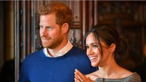 هذا اللقب الذي أطلقته ملكة بريطانيا على هاري وميغان