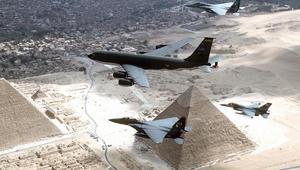 """مصر ترد على قرار إيطاليا بتعليق توريد قطع غيار طائرات """"F-16"""" لها بعد قضية ريجيني: تصعيد غير مبرر ويجب مراعاة المصالح"""