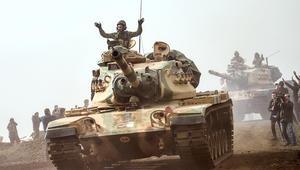 أردوغان مهاجما أمريكا: سنواصل عملياتنا العسكرية في سوريا حتى الحدود العراقية