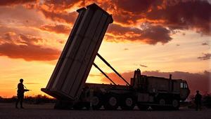 """الخارجية الأمريكية توافق على صفقة نظام """"ثاد"""" الصاروخي للسعودية بـ15 مليار دولار"""