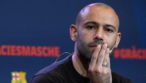 ماسكيرانو مودعا زملائه: لقد كان اللعب لبرشلونة حلما حان وقت الاستيقاظ منه