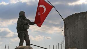 """الجيش التركي: 597 إرهابيا """"حيدوا"""" بعملية غصن الزيتون للآن"""