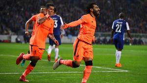 جماهير ليفربول تغني لمحمد صلاح: إذا سجلت مجددا سنصبح مسلمين