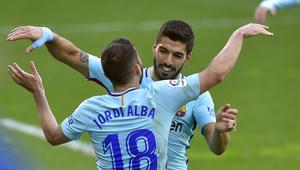 برشلونة يصنع التاريخ أمام إيبار وميسي يواصل صيامه عن التهديف