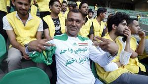 قبل مواجهة العراق والسعودية.. العذبة ينتقد آل الشيخ بسبب أغنية عراقية والآخر يرد