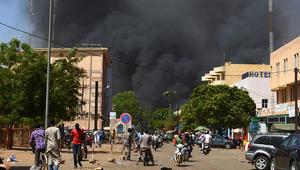 فرنسا: وضع سفارتنا في بوركينا فاسو تحت السيطرة
