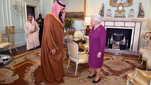 زيارة محمد بن سلمان إلى لندن.. اتفاقيات متنوعة واستثمارات بـ100 مليار دولار