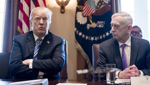 مصادر لشبكتنا: قادة الجيش الأمريكي حذروا ترامب من ضرب سوريا