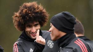 """لاعب مانشستر يونايتد يثير سخرية متابعيه بتسريحة """"ميكي ماوس"""""""