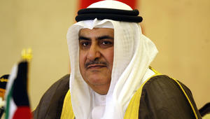 """وزير خارجية البحرين: اتهام الإمارات باختراق """"قنا"""" أحدث محاولات """"الأعداء"""" لصب الزيت على النار"""
