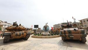 جيش تركيا يعلن السيطرة الكاملة على عفرين.. وأردوغان: حيّدنا 3740 إرهابيا
