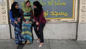 كيف يقضي مسلمو أمريكا أعيادهم؟