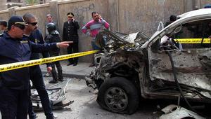 """الداخلية المصرية: قتل 6 أشخاص من """"خلية إخوانية"""" مسؤولة عن انفجار الإسكندرية"""