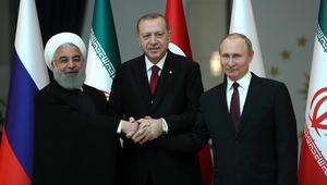 روسيا وتركيا وإيران حول سوريا: نرفض محاولات خلق واقع ميداني جديد