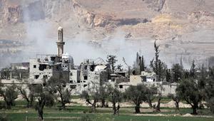 فرنسا تدين حصار الغوطة الشرقية وتدعو لاجتماع عاجل لمجلس الأمن