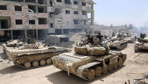 روسيا تعلن سيطرة نظام الأسد على دوما والغوطة الشرقية بالكامل