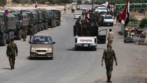 """بعد يومين من إعلان روسيا.. النظام السوري يعلن """"تحرير"""" دوما"""
