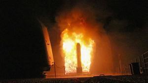مصادر لـCNN: أمريكا والتحالف لم يقصفا مواقع عسكرية بحلب وحماة