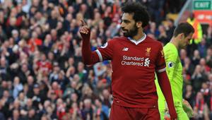 محمد صلاح ضمن التشكيلة المثالية للموسم الحالي من الدوري الإنجليزي
