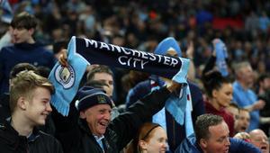 مانشستر سيتي بطلا للدوري الإنجليزي الممتاز بعد تعثر اليونايتد أمام ويست بروميتش