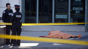 الشرطة الكندية تعلن عن عدد القتلى والمصابين في حادث الدهس بتورونتو