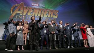 """شاهد.. فيلم """"أفينجرز"""" يحصد مليار دولار في 11 يوماً فقط"""