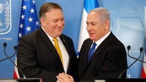 """وزير الخارجية الأمريكي: اعترافنا بالقدس كعاصمة لإسرائيل هو """"اعتراف بالواقع"""""""