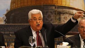 """أبومازن ينفي """"ما يشاع"""" عن السعودية.. ويؤكد: مرسي وافق على عرض سيناء"""