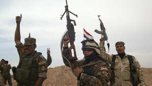 """بعد تصريح """"عدم وجود إرادة للقتال لدى القوات العراقية"""".. المحلل العسكري بـCNN يرد: الانتقاد لقادة الجيش وليس الجنود.. وهذه هي المشاكل"""