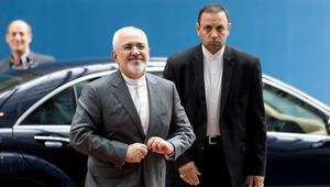 ظريف يطالب الاتحاد الأوروبي بزيادة الاستثمارات في إيران