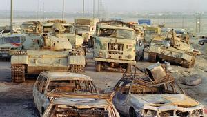 الدفاع العراقية: مكافأة مقابل معلومات عن حربي إيران والخليج
