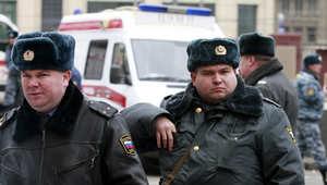 روسيا: إحباط مخطط إرهابي لتنفيذ هجوم في موسكو والمشتبه بهم تدربوا بمعسكر لداعش في سوريا