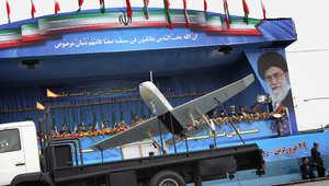"""الحرس الثوري الإيراني: طائراتنا دون طيار """"شاهد 129"""" توفر دعما عسكريا في سوريا.. وسعر الطلعة  30 دولارا للساعة"""