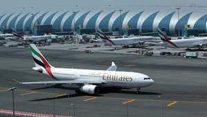 طيران الإمارات ينضم للفرنسية ولوفتهانزا بتجنب التحليق فوق سيناء حاليا بعد تحطم الطائرة الروسية