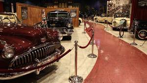 متحف السيارات الملكي في الأردن