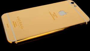 نسخة الذهب الأصفر المطلية بالذهب عيار 24