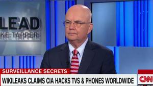 مدير CIA الأسبق لـCNN: أعتقد أن ويكيليكس يعمل كذراع لروسيا