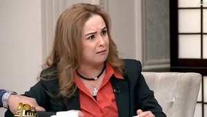 الفنانة حنان شوقي تنفعل على الهواء بعد جدل حول مشاركتها باحتفال للانتصار على داعش