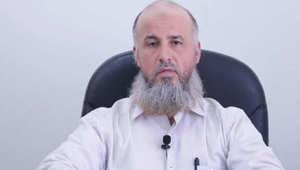 هاشم الشيخ قائد حركة أحرار الشام الإسلامية