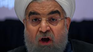 روحاني: الجامعة العربية بالية.. ماذا فعلت ضد داعش بسوريا والعراق؟