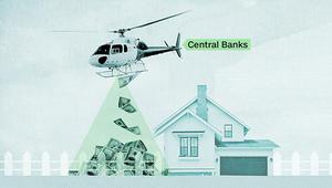 """بيل جروس: إنها مسألة وقت فقط قبل اللجوء لخيار """"المال بالهليكوبتر"""""""