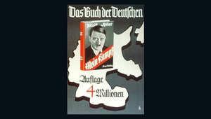 """إعادة نشر كتاب """"كفاحي"""" لأدولف هتلر بعد 70 سنة على وفاته"""