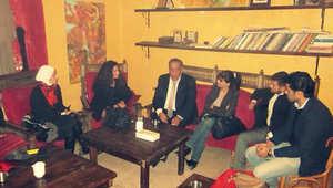 """""""يوسف زيدان"""" والشباب والبحث عن اجابات"""