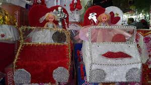 بالصور.. احتفالات مصريين بالمولد النبوي