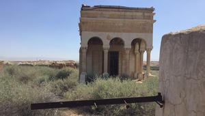 كنائس في قلب حقول للألغام بمحاذاة نهر الأردن ستعود الى حياتها قريبا