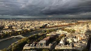 بالصور... من يومياتي الباريسية