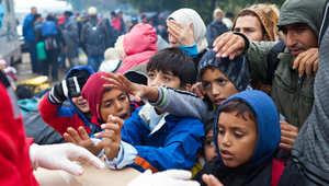 عدسة CNN.. ترافق المهاجرين إلى كرواتيا