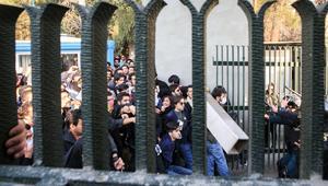 """روسيا: مظاهرات إيران """"شأن داخلي"""""""