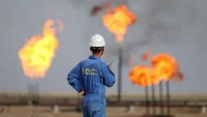 """العراق يضخ النفط بوتيرة قياسية رغم الفوضى التي تعم البلاد.. و""""داعش"""" ليس العائق الوحيد أمام الانتاج"""